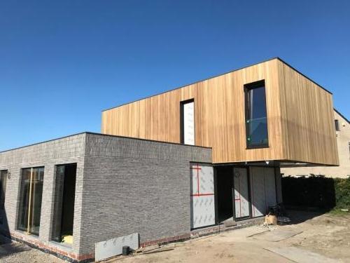 Koen Vanhixe houtskelet bouw