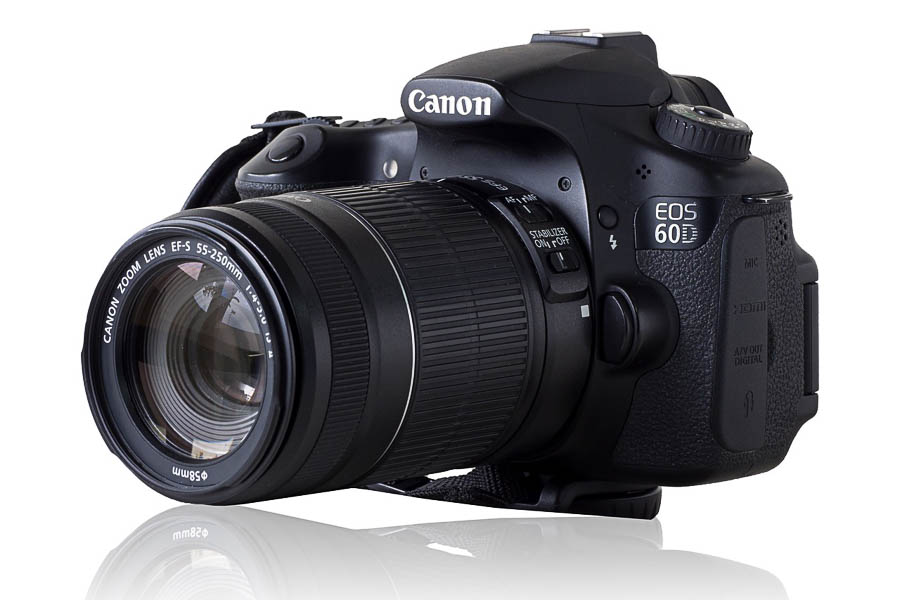 Canon EOS 60D. Foto: Pixabay