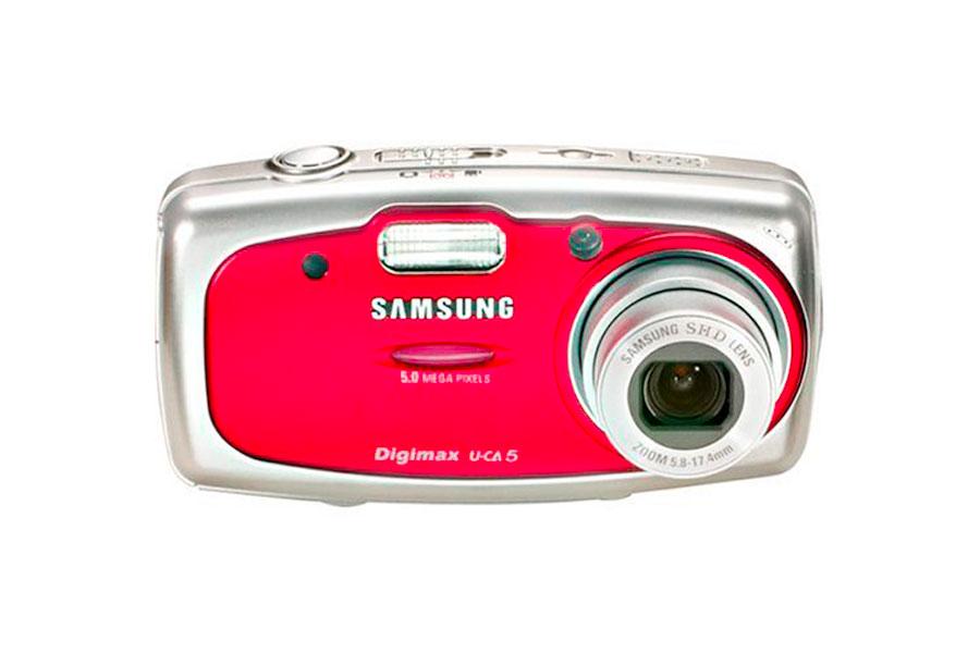 Samsung Digimax U-CA5. Foto: Samsung