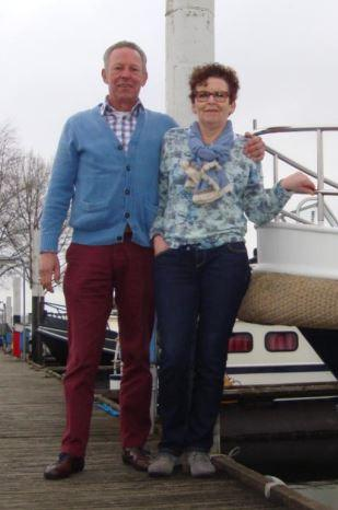 ''MARAN'' , Marleen en André Broeders