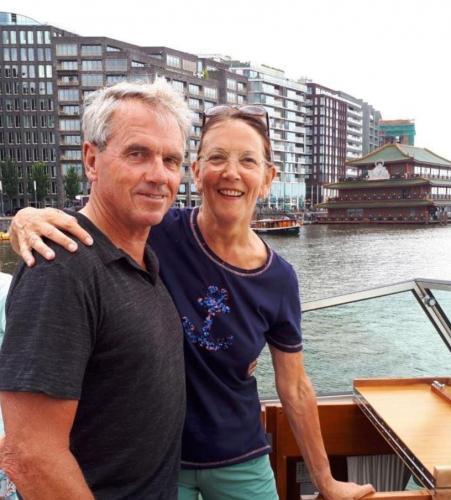 ''Suestra'' , Anneke van Heertum en Carlos Wittkampf