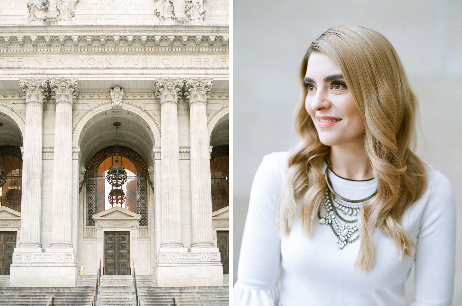 New York engagement session Metropolitan Museum