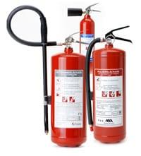 Bilde av Presto brannslukker - Brannvern - Brannsikkerhet - Oslo - Brannservice AS