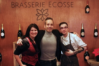 Brasserie Ecosse - Daily Business Group