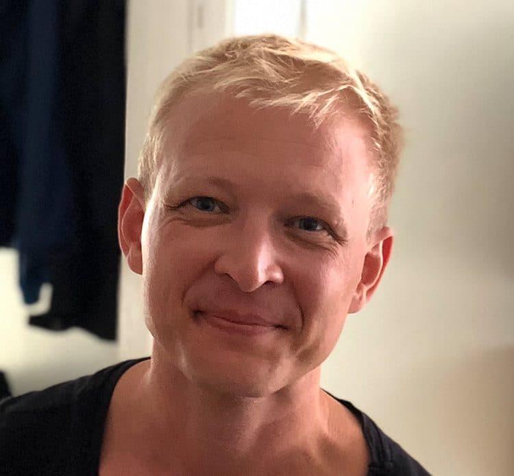 Game designer Asger Harding Granerud (Photo: private)