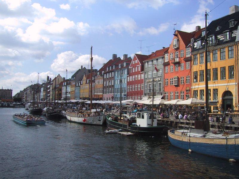 Copenhagen, Nyhavn (Photo: Stern, CC BY-SA 3.0)