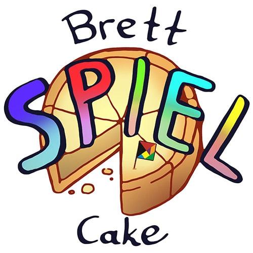 Logo Brettspielcake