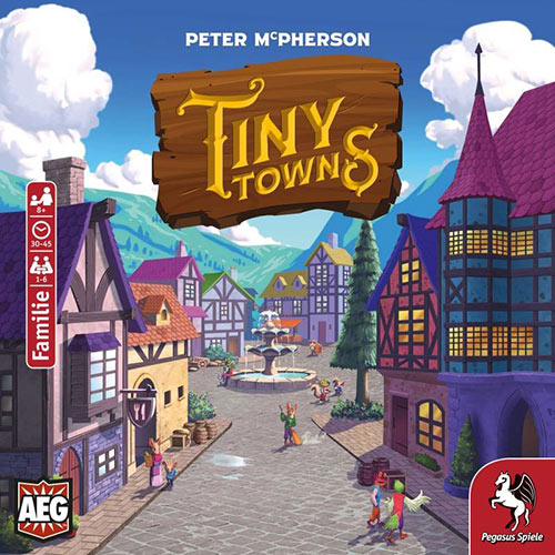 Tiny Towns Cover