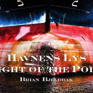 Fotokunst Bogprojekt Havnens Lys af fotograf Brian Bjeldbak