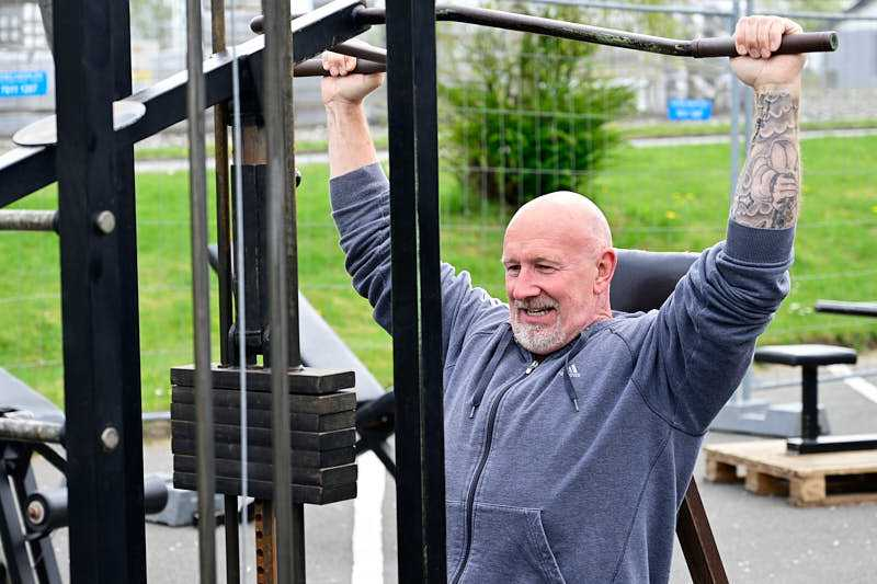 Udendørs fitness trækker ny medlemmer til