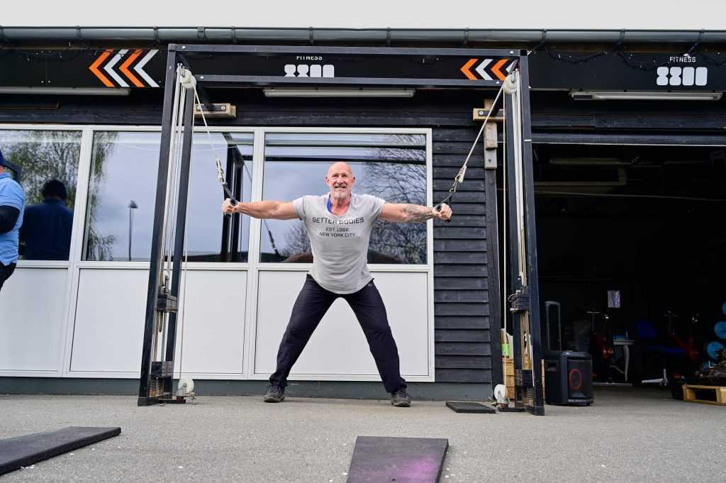 udendørs fitnesscenter Viborg Fitness 8800