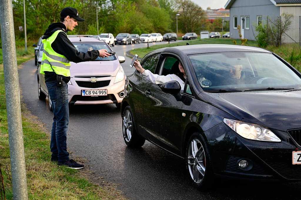 Drive-in Viborg biograf premiere