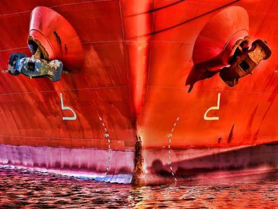 plakat med skib sky dream