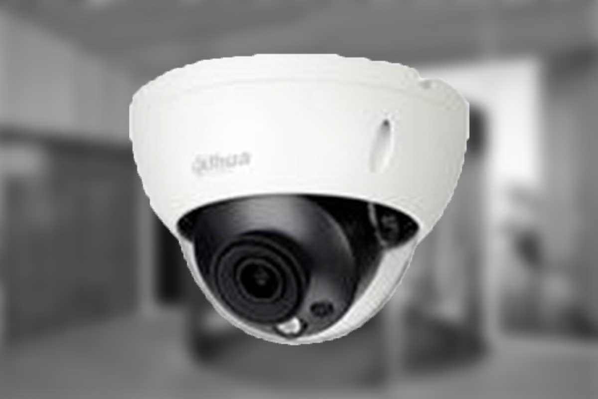 Dahua kameraovervågning brica sikring