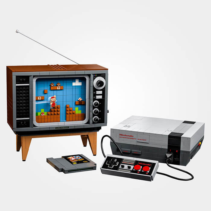 Nintendo Entertainment System - 'tBrickplezier