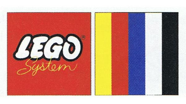 LEGO farger