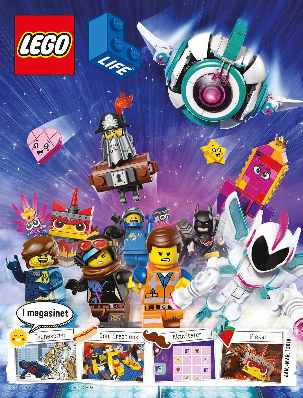 LEGO LIFE magasinet