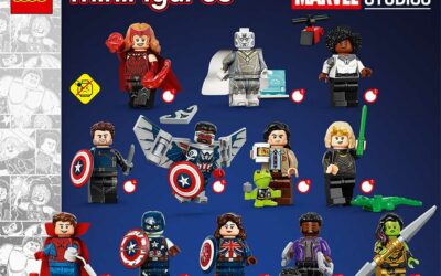 CMF – 71031 Marvel Studios