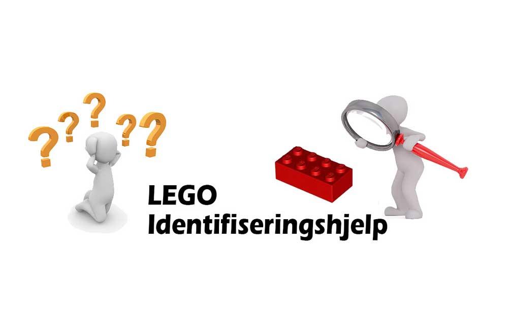 LEGO Identifiseringshjelp