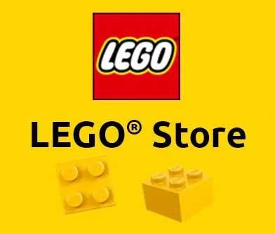 LEGO butikker
