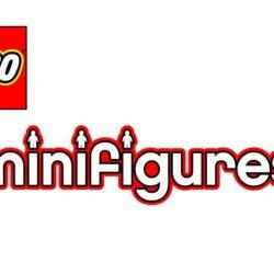 LEGO Collectible Minifigure, serie 1 til 21 + spesial seriene