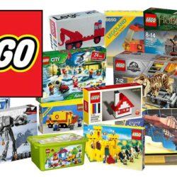 LEGO arkiv hvelv i Danmark