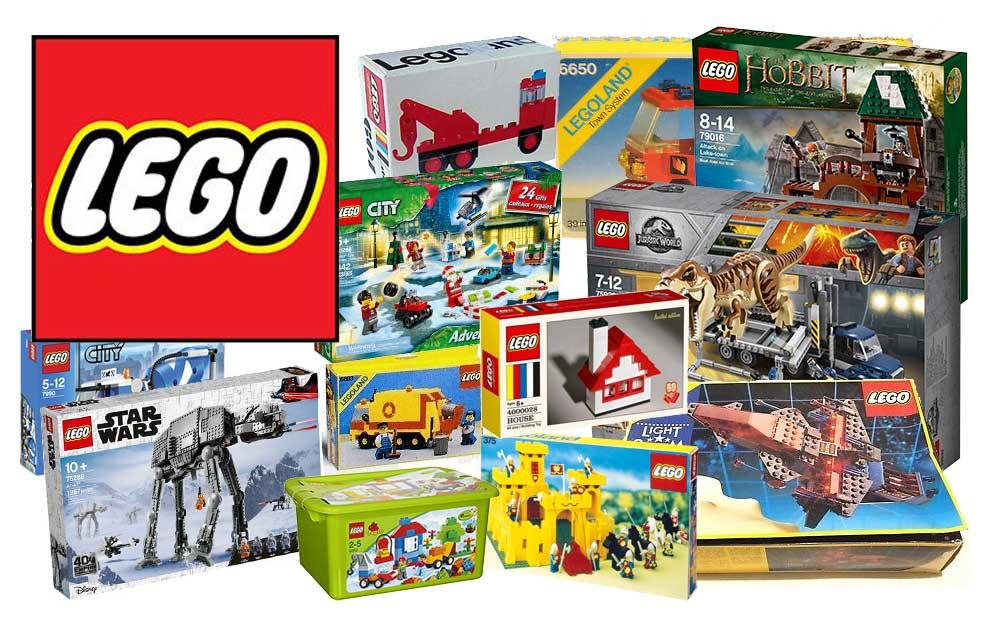 LEGO arkiv hvelv