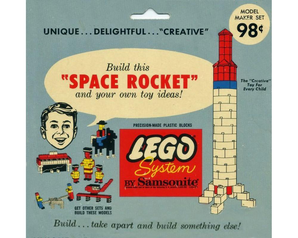 801-3 Space Rocket