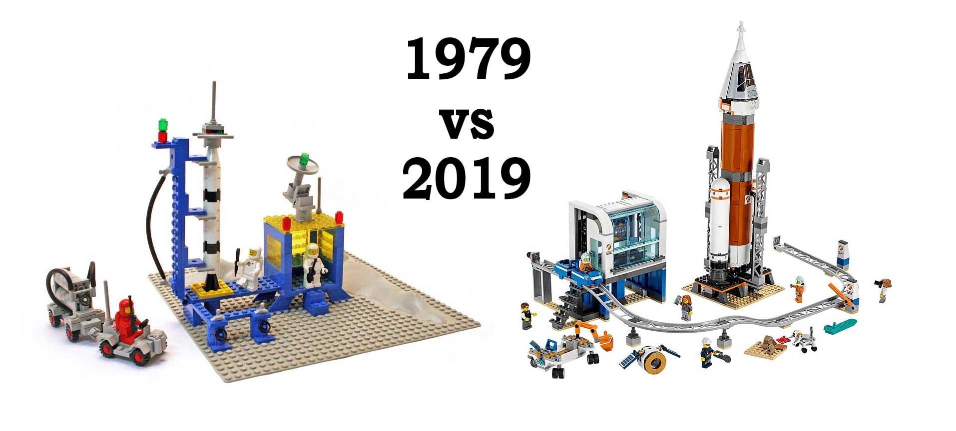 Space 1979 vs 2019