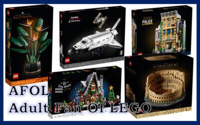 AFOL – LEGO for voksne
