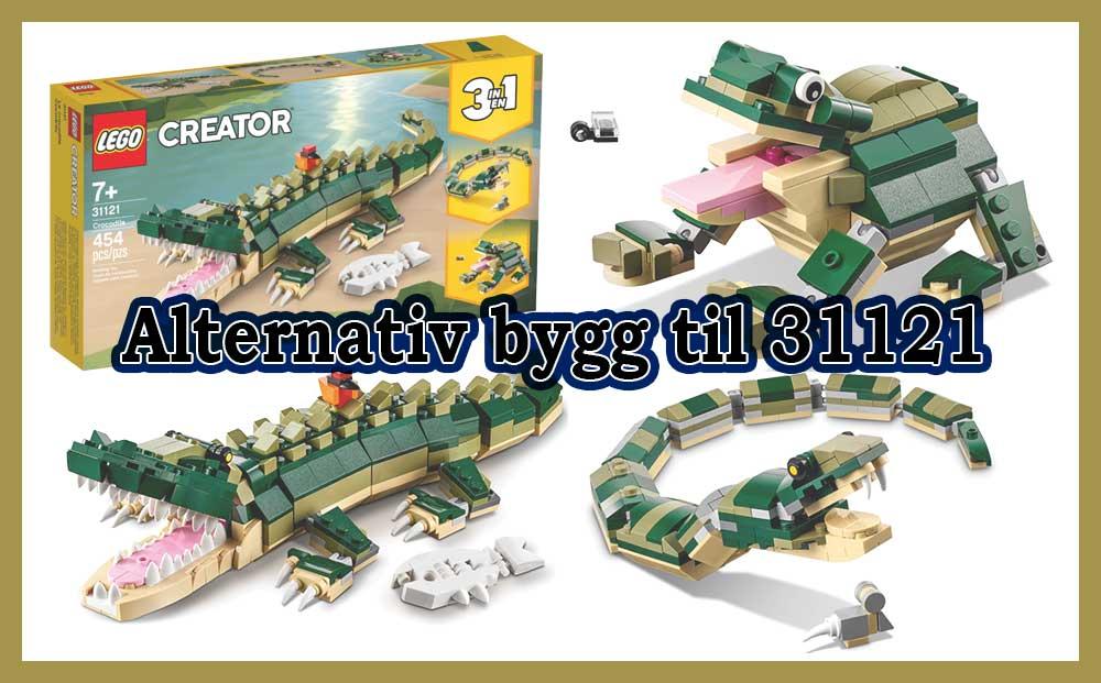 31121 Krokodille