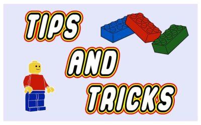 LEGO – Tips og triks