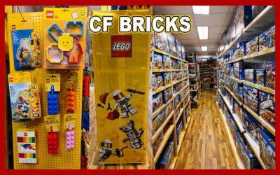 Brikkefruene på tur til CF Bricks i Oslo