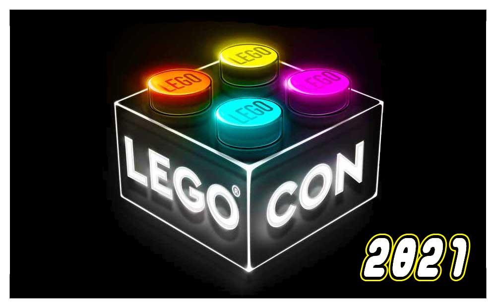 LEGO CON 2021