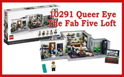 10291 Queer Eye – The Fab Five Loft