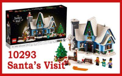 10293 Julenissebesøk – Santa's Visit