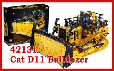 42131 Cat® D11-bulldozer