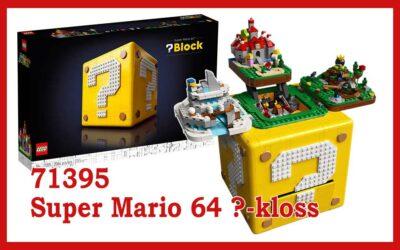 71395 Super Mario 64™ Question Mark Block