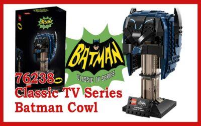 76238 Classic TV Series Batman Cowl