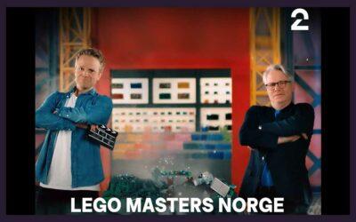 Snart begynner LEGO Masters Norge på TV2