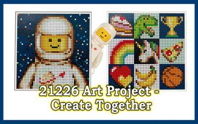 21226 Kunstprosjekt – lag ting sammen