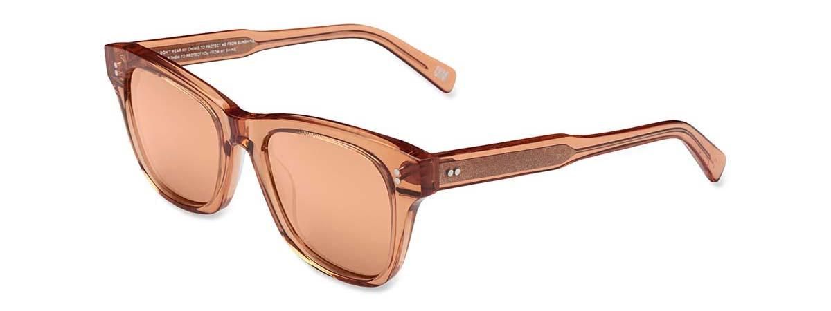 Chimi Eyewear #007 Peach Mirror | 4939327020070