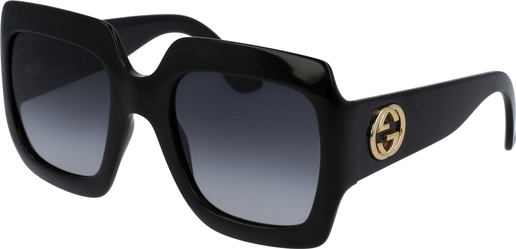 Gucci GG0053S-001-54   889652049588