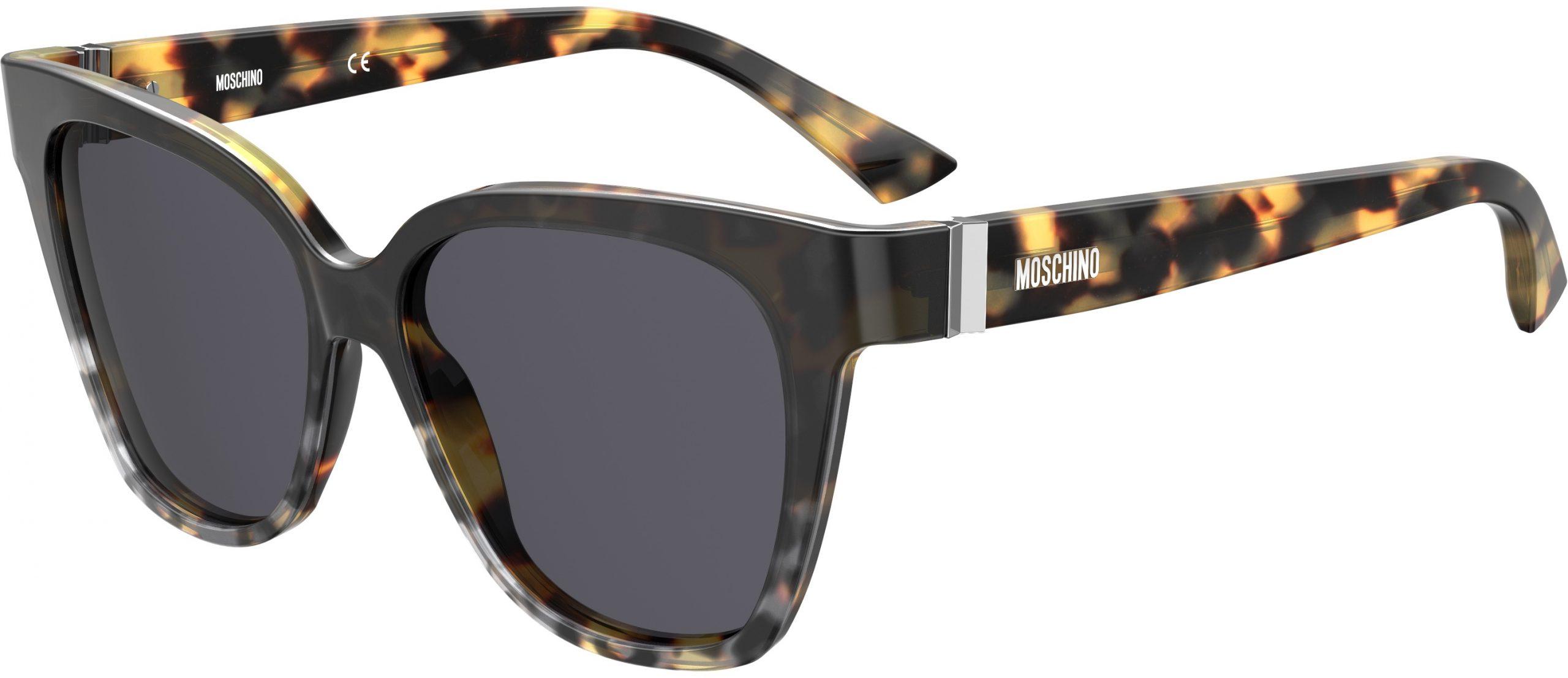 Moschino MOS066/S 202730-PUU/IR-55 | 716736220345