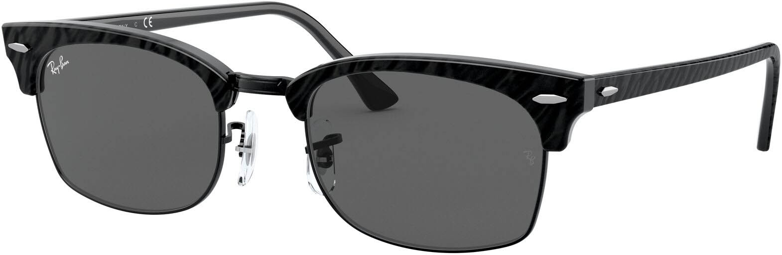 Ray-Ban Clubmaster Square RB3916-1305B1-52 | 8056597242400