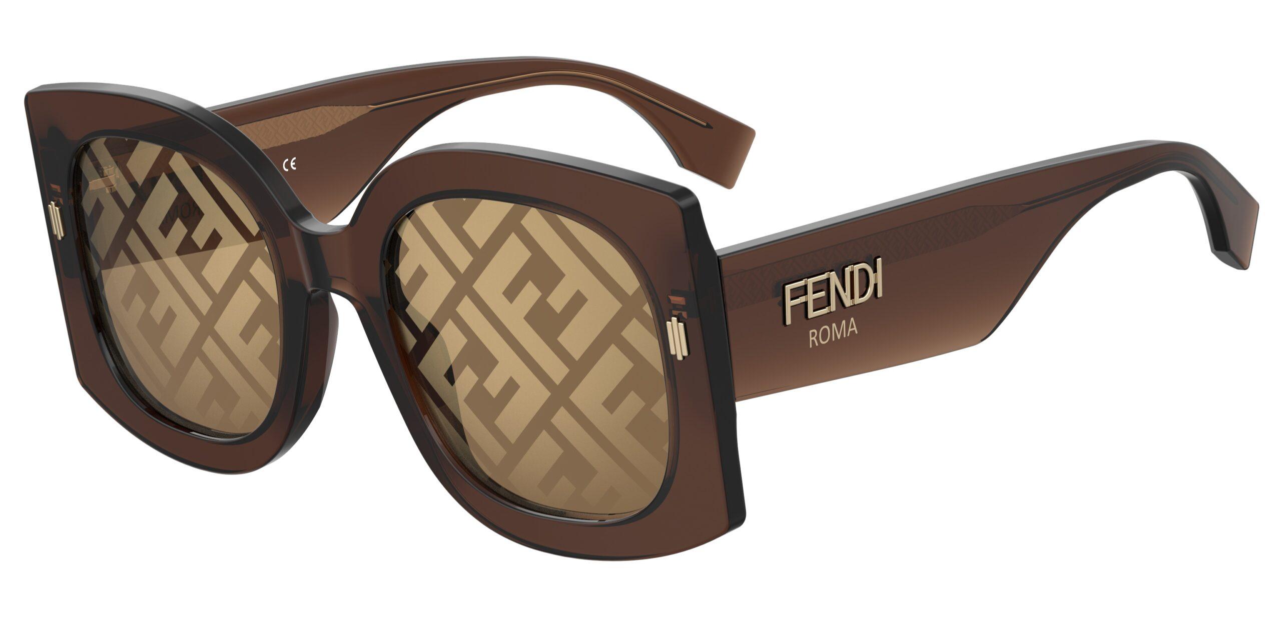 Fendi FF 0436/G/S 203716-09Q/7Y-53 | 716736346250