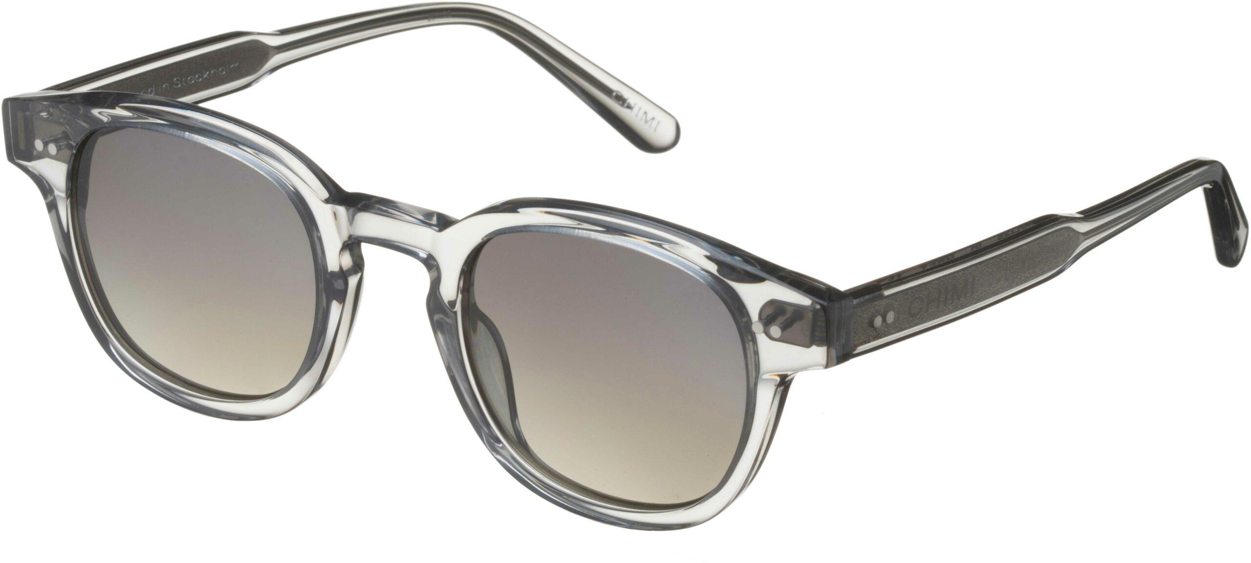 Chimi Eyewear #01 Grey/Gradient Grey | 7340192604666
