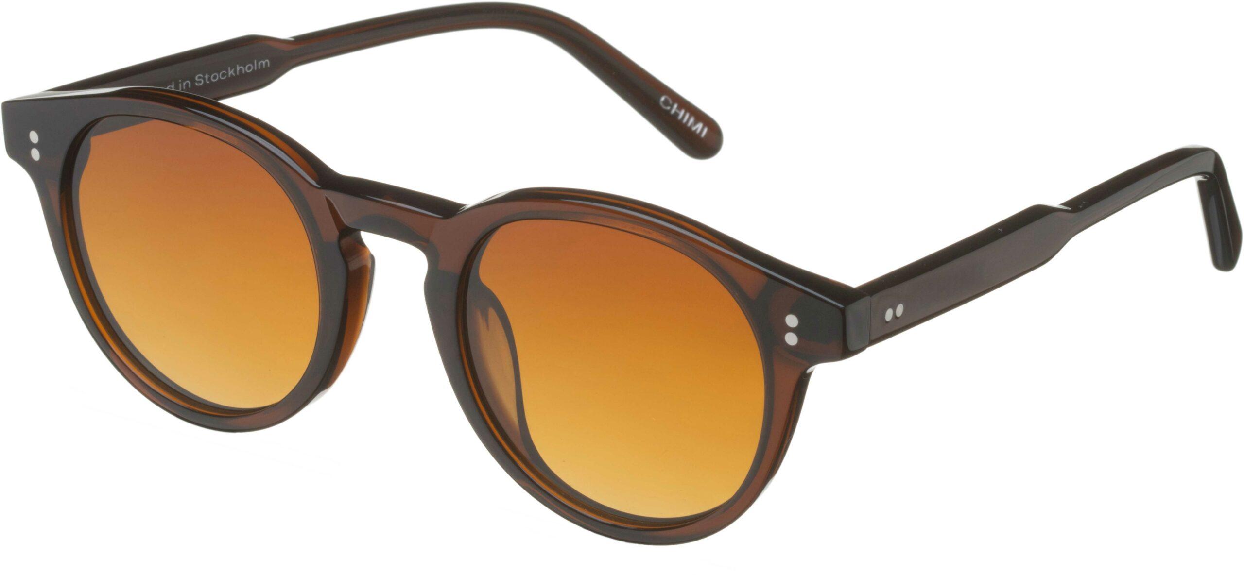 Chimi Eyewear #03 Brown/Gradient Brown | 7340192604253