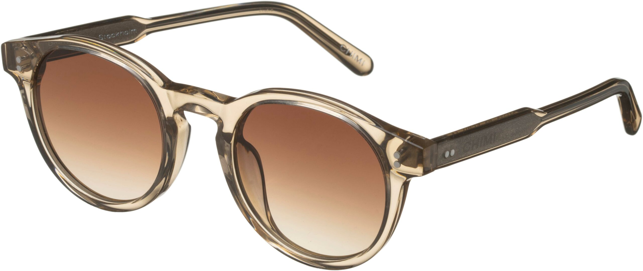 Chimi Eyewear #03 Ecru/Ecru | 7340192604475