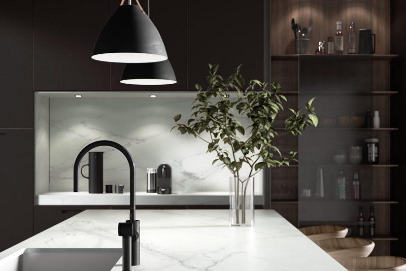 Inredning kök stockholm